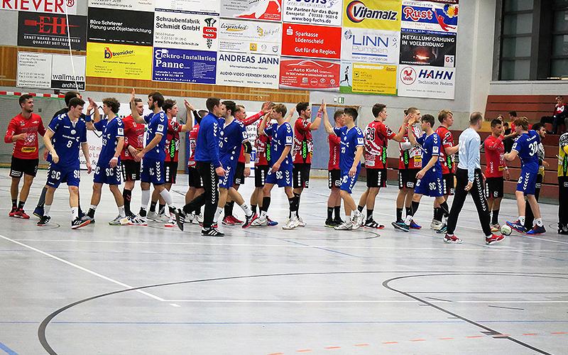 SGSH DRAGONS – VfL Gummersbach II