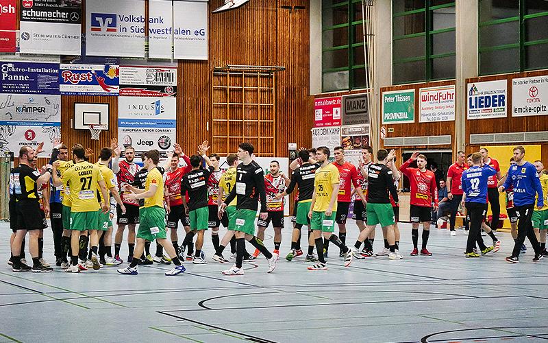 SGSH DRAGONS – VfL Eintracht Hagen